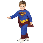 Disfraz de Superman Returns para bebé