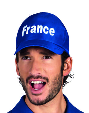 Čepice pro dospělé Francie