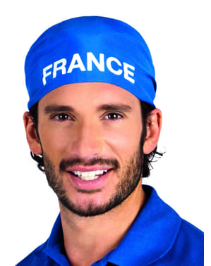 Bandana France pour adulte