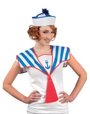 Cuello de marinero para adulto