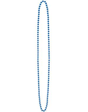 Sada náhrdelníků (černý, bílý, modrý)