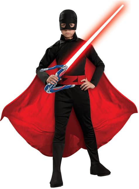 Zorro sukupolvi Z, aikuisten asu