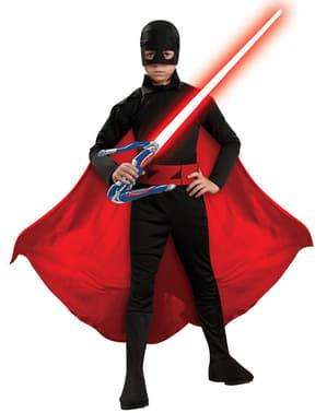 Fato de Zorro Geração Z