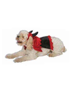 犬用悪魔衣装
