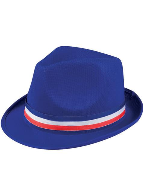 Sombrero Francia para adulto - original