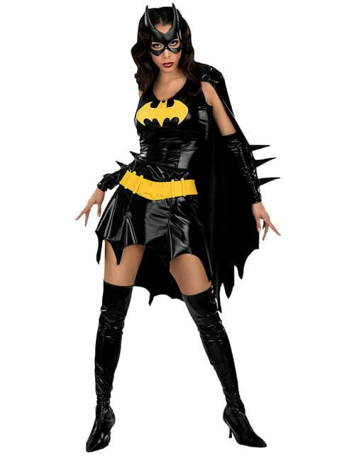 Batgirl Maskeraddräkt