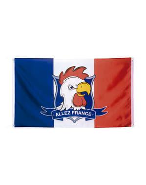Flaga Alles France