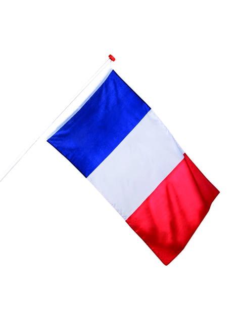 Bandera de Francia grande