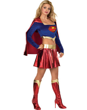 Fato de Supergirl