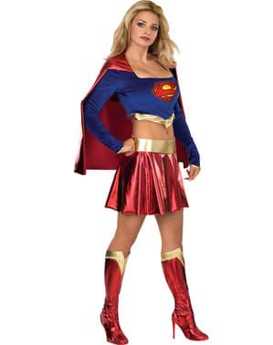 סופרגירל למבוגרים תלבושות