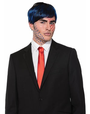 Men's Pop Art Wig
