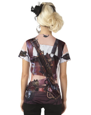 Men's Photorealistic Steampunk T-shirt