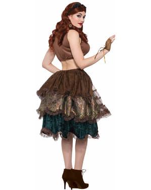 Γυναικεία φούστα Steampunk