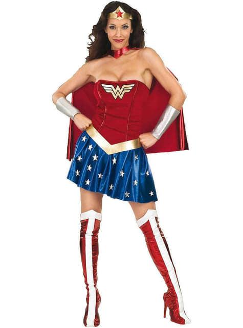 Wonder Woman Adult Costume