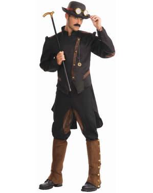 Fato de Steampunk cavaleiro para homem