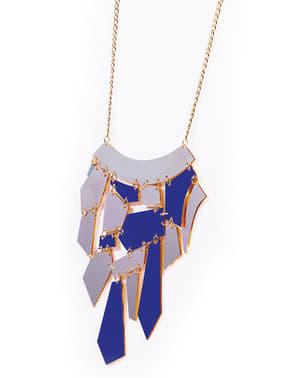 Futuristický náhrdelník pro dospělé