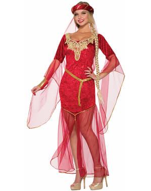 Disfraz de dama árabe para mujer
