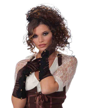 Rękawiczki steampunk damskie
