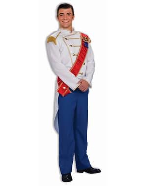 Disfraz de príncipe cuento de hadas para hombre