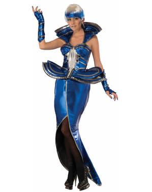 Dámský kostým futuristická královna