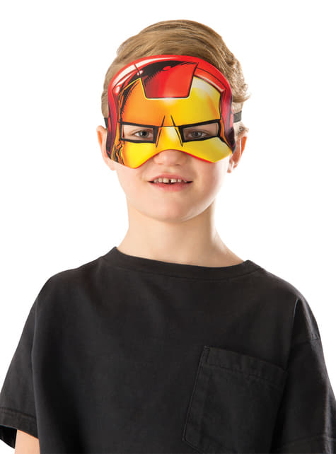 Antifaz de Homem de Ferro infantil