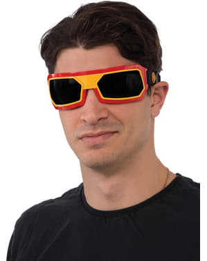 Bril Iron Man voor volwassenen