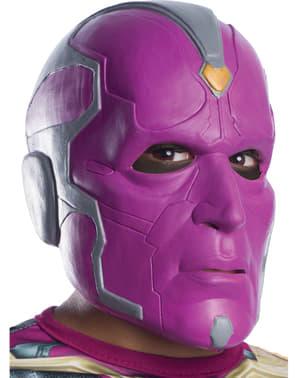 Máscara de Vision Capitán América Civil War para niño