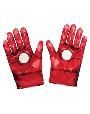 Rękawiczki Iron Man dla dzieci