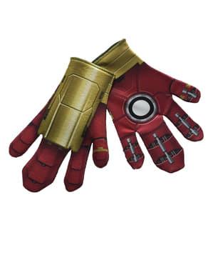 Hulkbuster Handschuhe für Herren