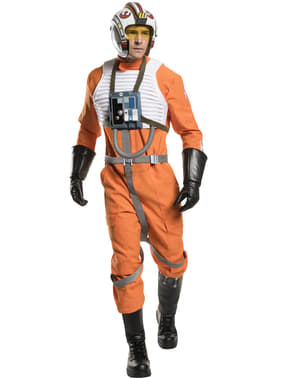 Men's X-Wing Pilot Grand Heritage Costume