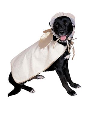 Disfraz de ángel adorable para perro