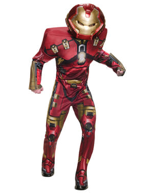 Men's Deluxe Hulkbuster Costume