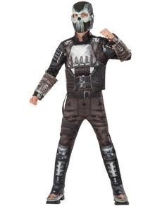 Disfraz de Crossbones Capitán América Civil War para niño