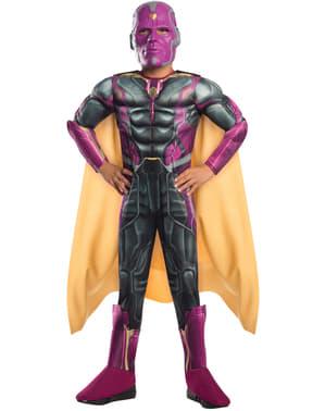Vision Captain America Civil War deluxe Kostuum voor jongens