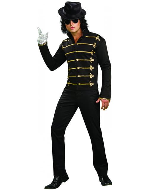 マイケルジャクソンプリントジャケット