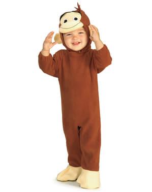 Disfraz de Jorge el Curioso para bebé