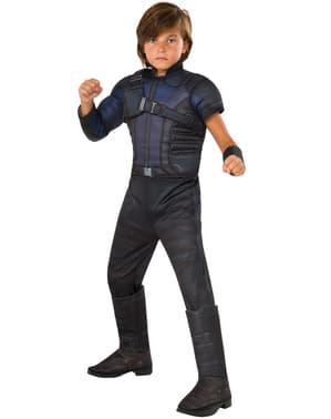 Hawkeye Kostüm für Jungen aus The First Avenger: Civil War