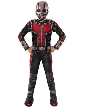 Costum Ant-Man pentru băiat