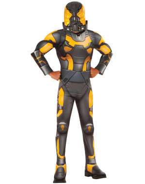 Costum Yellow Jacket Ant Man deluxe pentru băiat