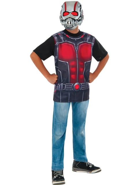 Chlapecký kostým Ant Man