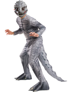 Indominus Rex Dinosaur Costume for Kids - Jurassic World