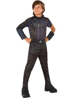 Hawkeye Kostüm für Jungen aus The First Avenger: Civil War Classic