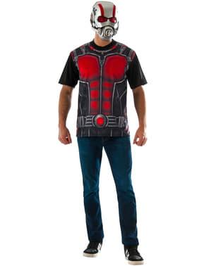 Ant-Man kostume med maske til voksne