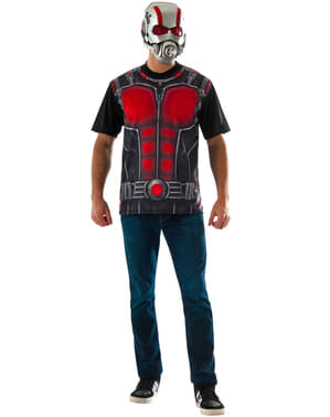 Kit disfraz de Ant-Man para adulto