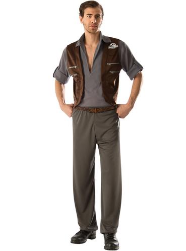 disfraz de owen grady jurassic world para hombre funidelia