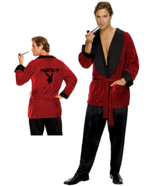 Hugh Hefner Playboy Dressing Gown