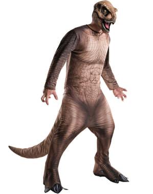 Tyrannosaurus Rex dinosauruskostuum voor volwassenen - Jurassic World