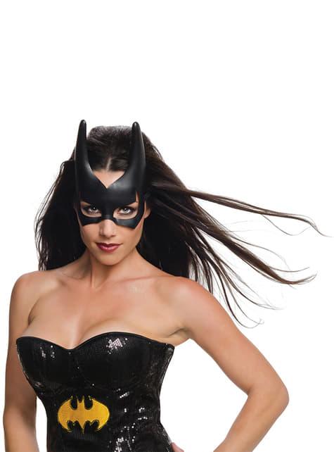 Antifaz de Batgirl para mujer