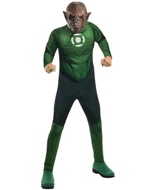 Costume da Kilowg Lanterna Verde per uomo