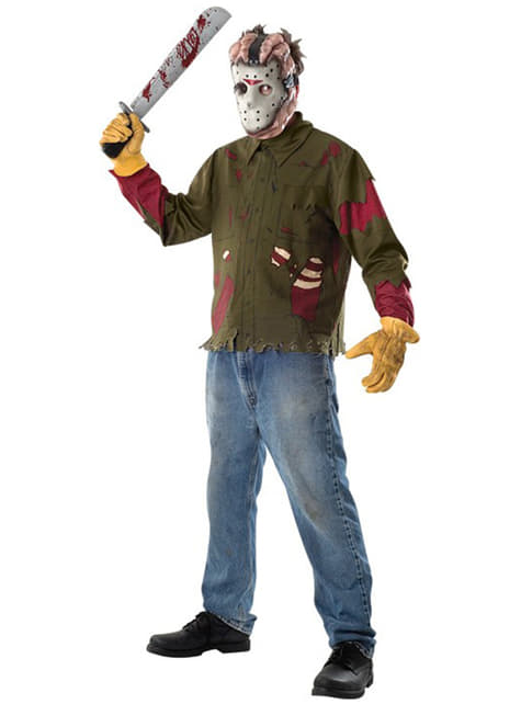 Jason Friday the 13th Adult Costume